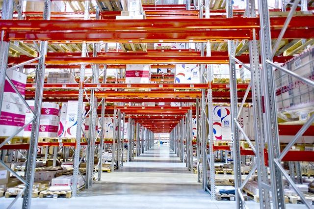 modern warehouse management