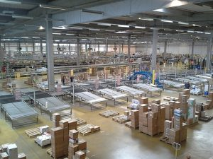 strategic warehousing