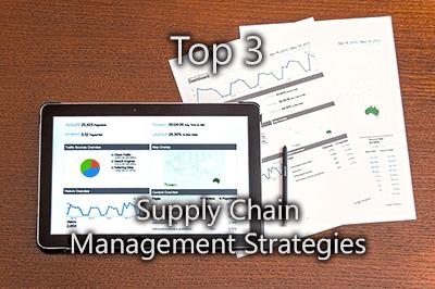 supply chain management strategies